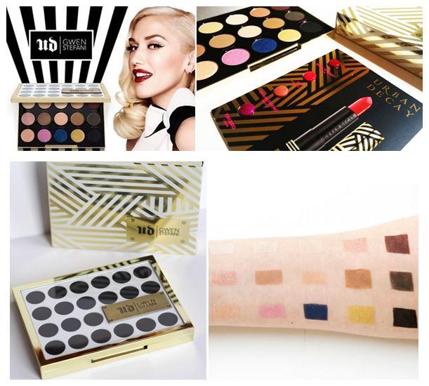 **พร้อมส่ง**Urban Decay UD Gwen Stefani Eyeshadow Palette อายแชโดว์พาเลตรุ่นใหม่ล่าสุด ที่ Gwen Stefani เป็นผู้เลือกสีด้วยตนเอง รังสรรค์อายแชโดว์ใหม่ 12 สีที่ gwen ชื่นชอบและเลือกเป็นสีที่ขาดไม่ได้ในพาเล็ตนี้ คุณภาพอายแชโดว์ดที่แน่และติดทนนาน ทำให้สาวๆ หล