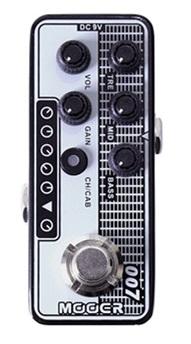 Mooer Micro Preamp 007 Regal Tone - Tone King Falcon