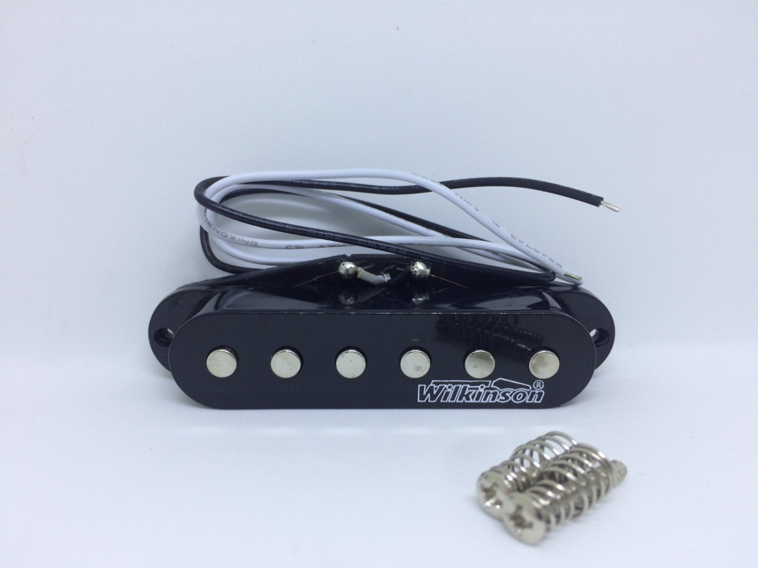 High Output Single Coil ST Pickups #0523