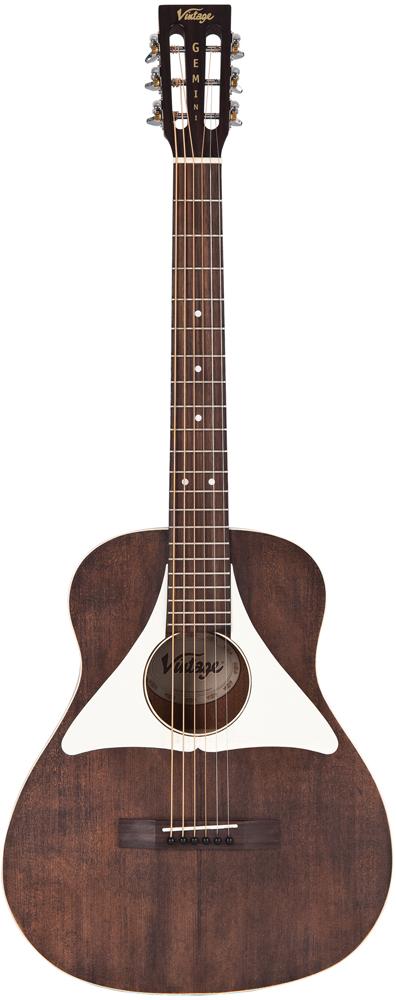'Gemini™' Baritone Electro-Acoustic Guitar Paul Brett Signature VGE800N