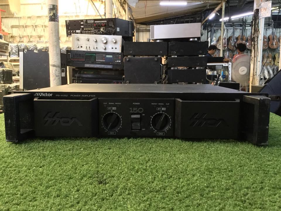 Power Amplifier Victor PS-A152