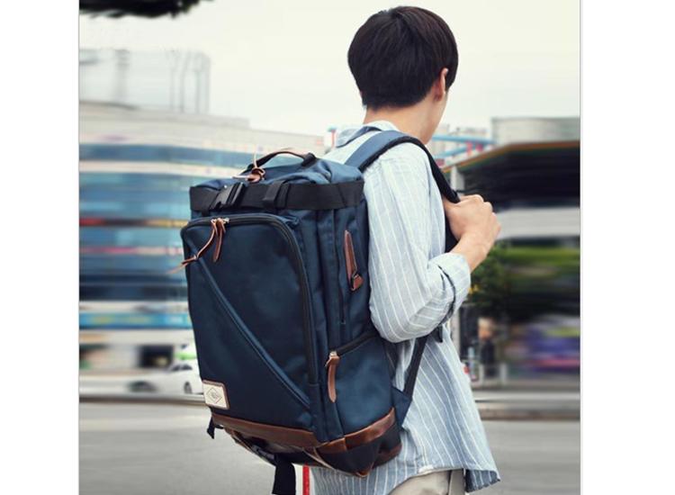 กระเป๋าเป้ MASTER YBP-016 ใส่ notebook + จุเยอะพิเศษ
