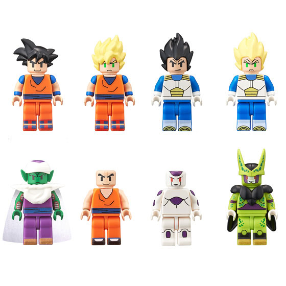 Dragon Ball Mini igure 10Pack BOX (CANDY TOY, Tentative Name)(Pre-order)