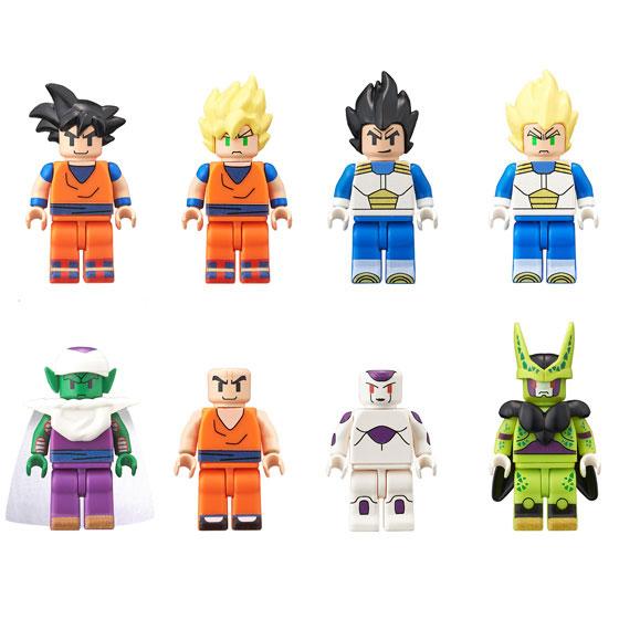 Dragon Ball Mini igure 10Pack BOX (CANDY TOY, Tentative Name)(Pre-order)