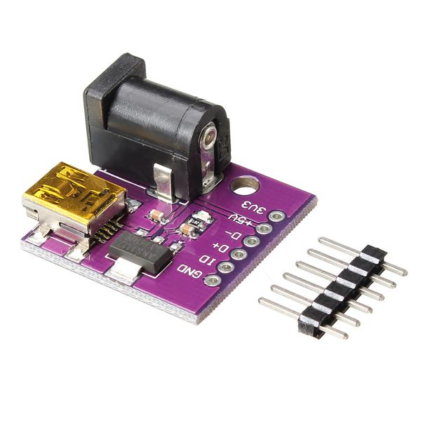 MINI USB 5V AMS1117-3.3V 5V DC Power interface Module