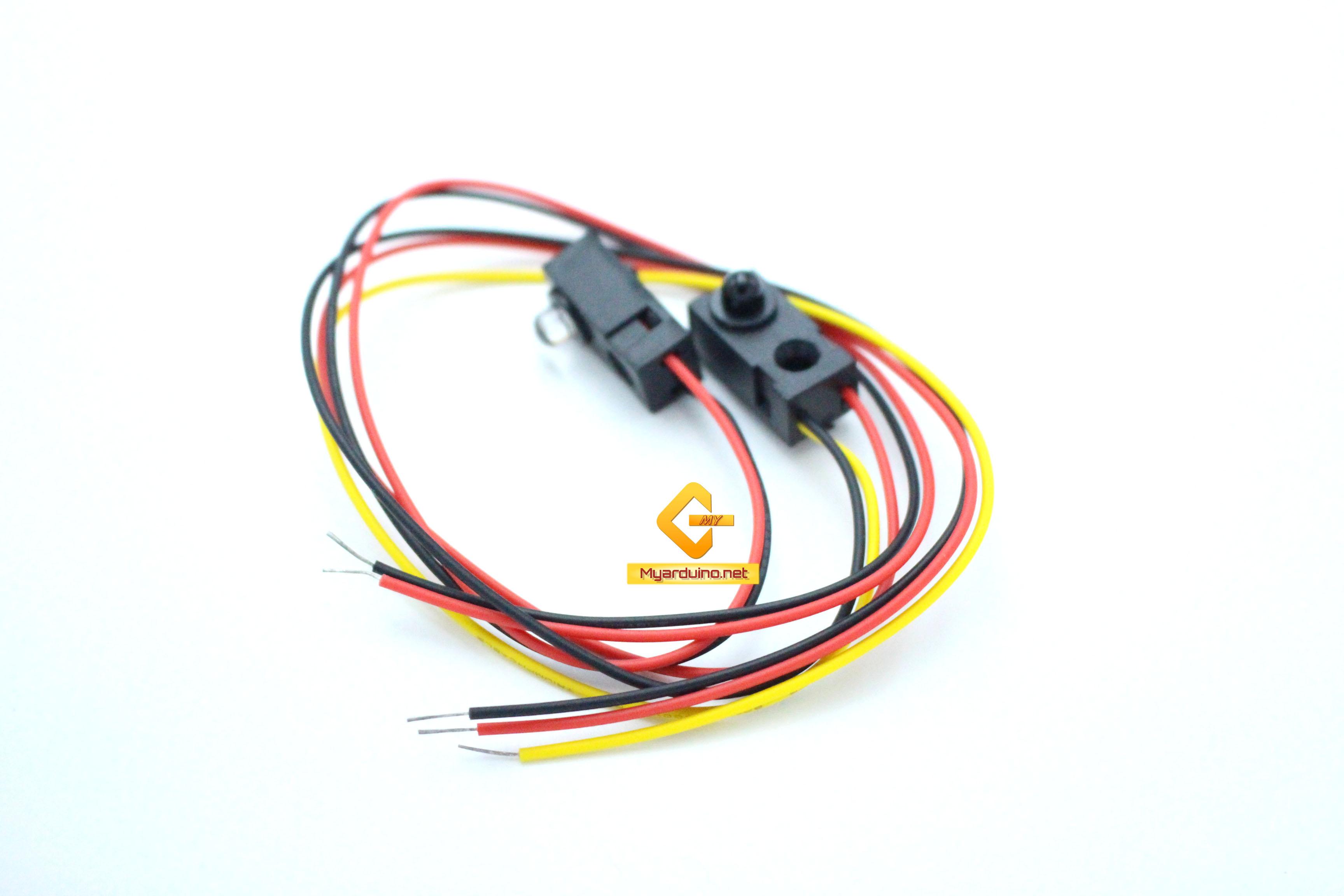 switch infrared sensor ตรวจจับวัตถุผ่าน 30cm