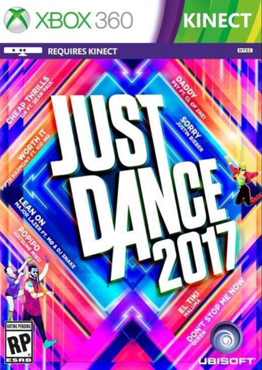 Just Dance 2017 (XGD3)(Burner Max)[Kinect]