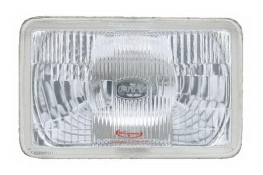 10-839 165x100mm High/Low Beam Headlamp, RHD