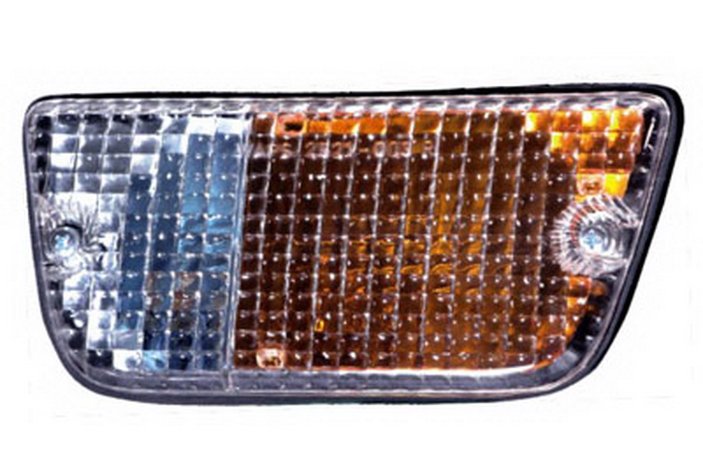 02-204 R/L Front Direction Indicator, Front Position Lamp