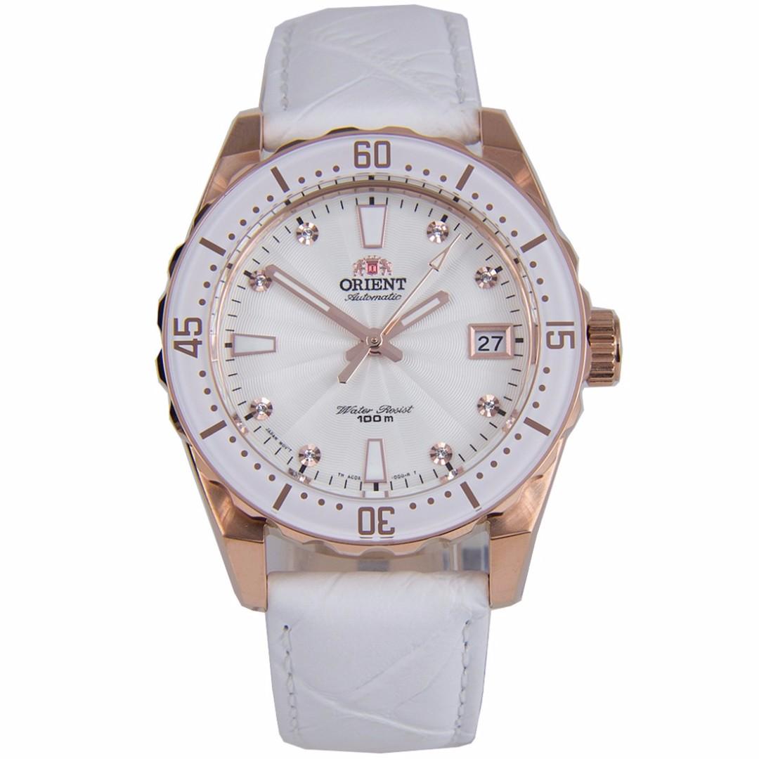 นาฬิกาผู้หญิง Orient รุ่น FAC0A003W0, Automatic