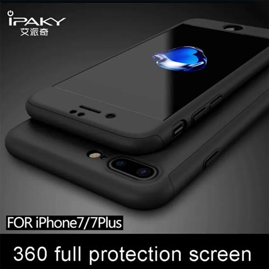 เคส iPhone 7 Plus iPaky 360° Full Protection + ฟิล์มกระจก