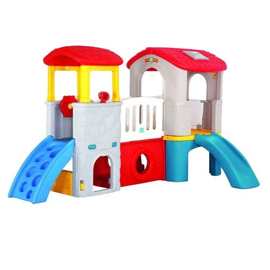 บ้านน้อย 2 ชั้น Playground Set
