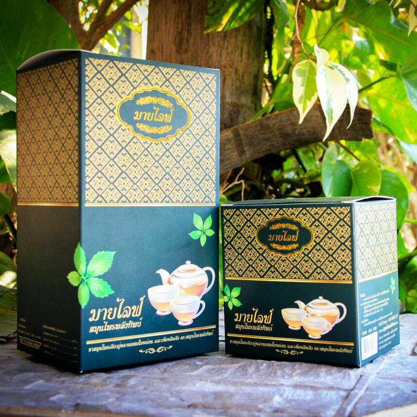 Mylife Tea มายไลฟ์ที ชาสมุนไพรสำหรับผู้ป่วยเบาหวาน