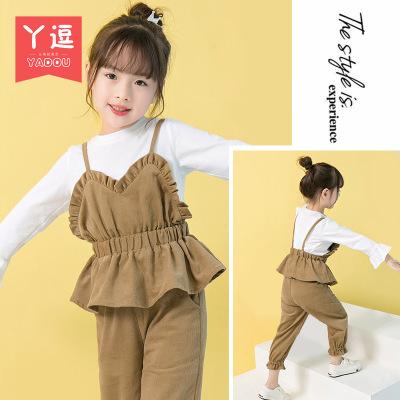 NY367- เสื้อ+กางเกง 5 ตัว/แพค ไซส์ 100-140