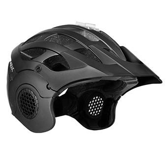 หมวกจักรยาน LAZER Revolution / Black Mat