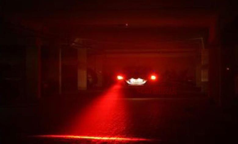 ไฟตัดหมอกด้านหลังรถยนต์