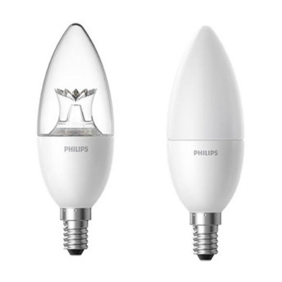 Xiaomi Philips E14 Candle LED Bulb - หลอดไฟเทียนฟิลลิปส์อัจฉริยะ