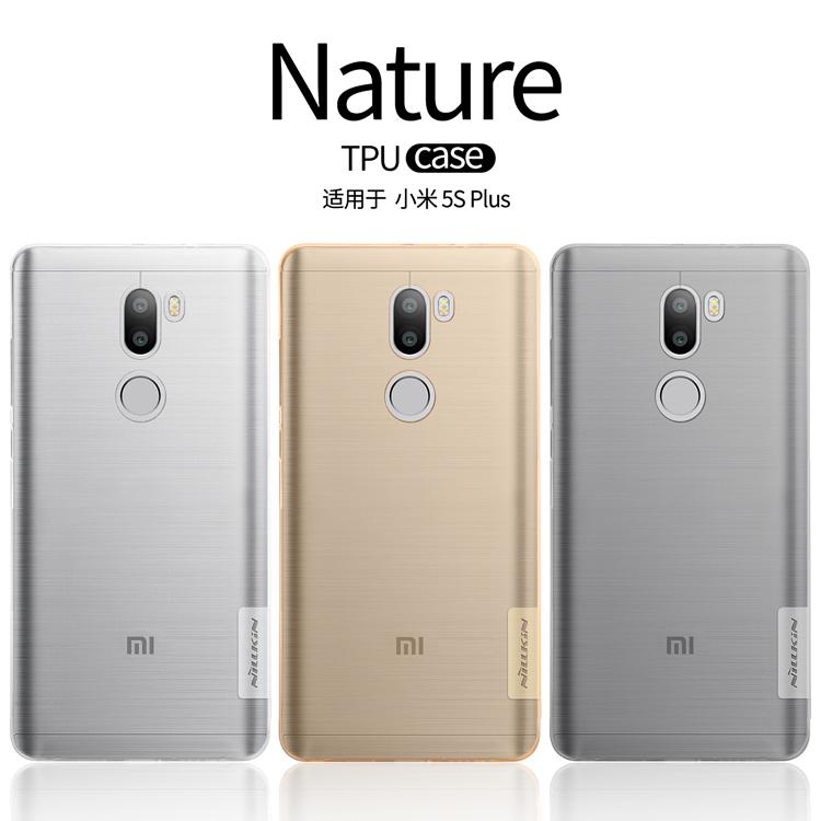 เคส Xiaomi Mi 5s Plus Nilkin TPU Case (เคสนิ่ม)
