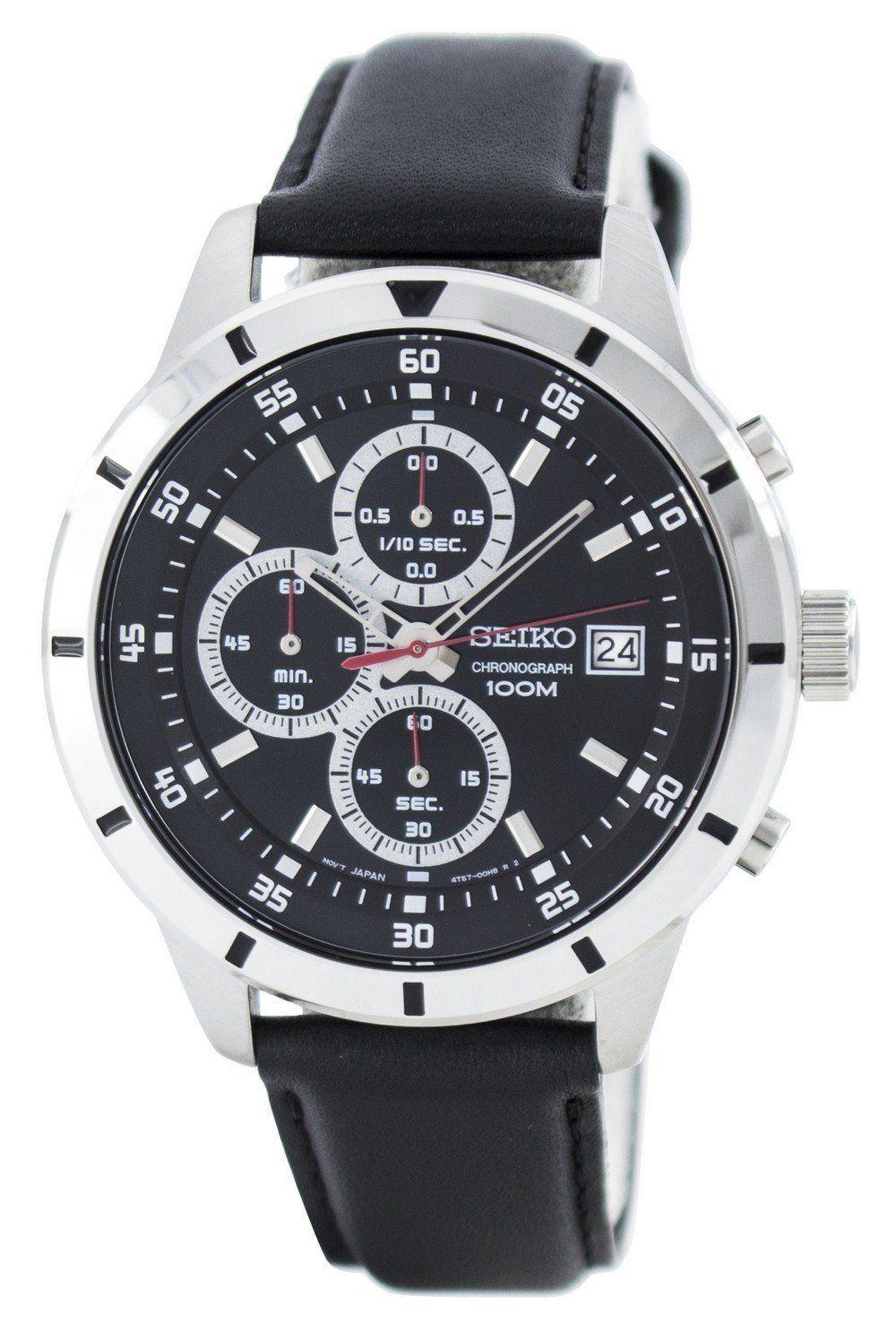 นาฬิกาผู้ชาย Seiko รุ่น SKS571P1