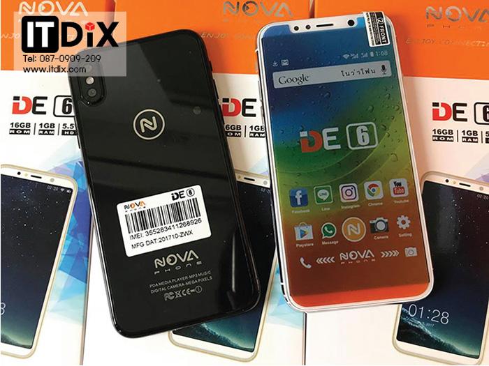 ขาย NOVA PHONE DE 6