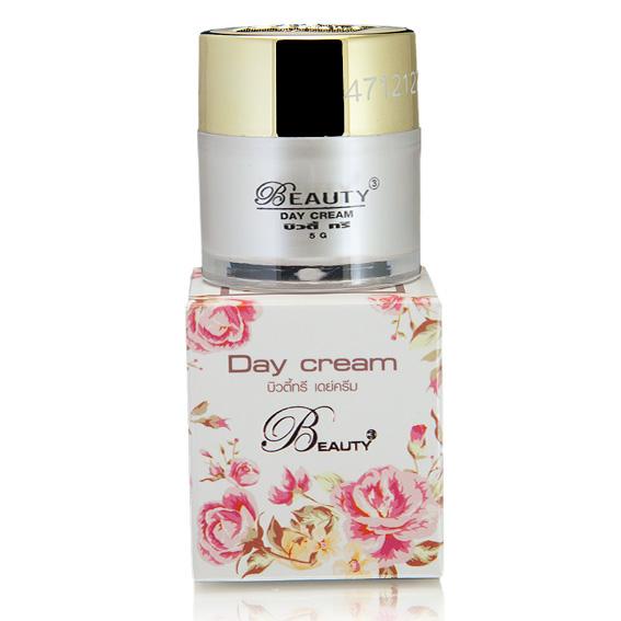 Beauty3 Day Creamครีมบิวตี้ทรี เดย์ครีม 5g