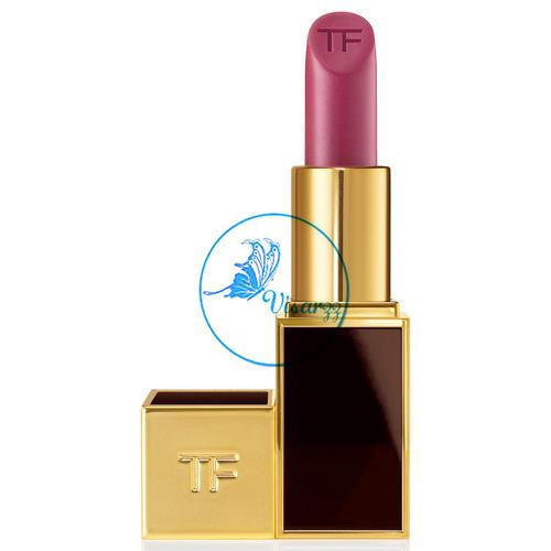 Tom Ford Lip Color 3 g # 48 Virgin Rose ลิปสติกที่หรูหรา และคุณภาพสูงสุดๆ ไม่ว่าก่อนทาปากจะเยินแค่ไหน ก็ไม่ลอก ไม่เป็นคราบ