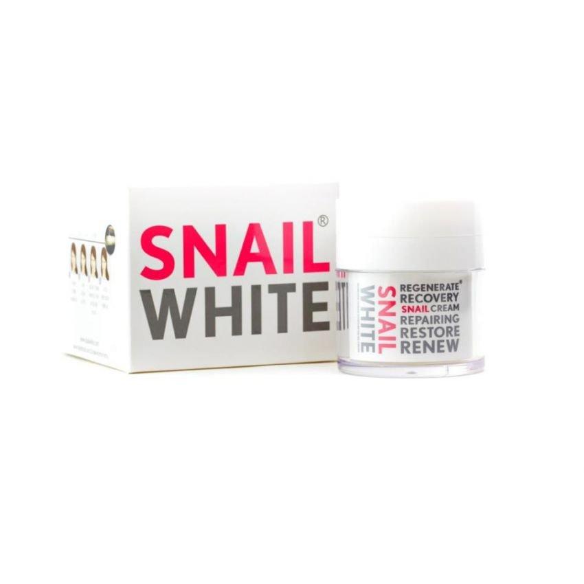 Snail White Cream 50 g. ราคาถูกที่สุดใน 3 โลก