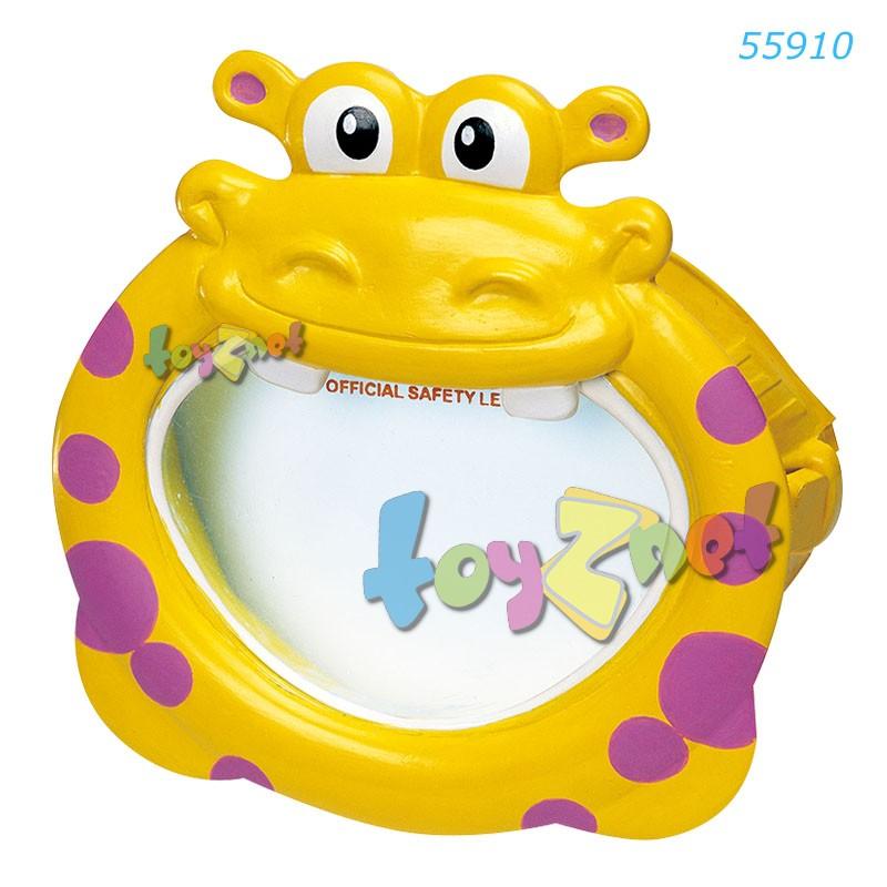 Intex หน้ากากดำน้ำเด็ก ฮิปโป รุ่น 55910