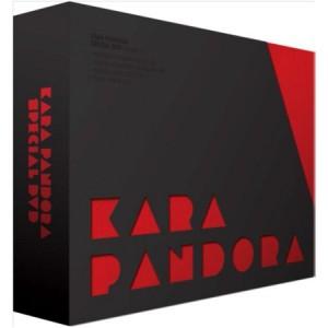 [PRE-ORDER] KARA - Pandora (Special DVD)