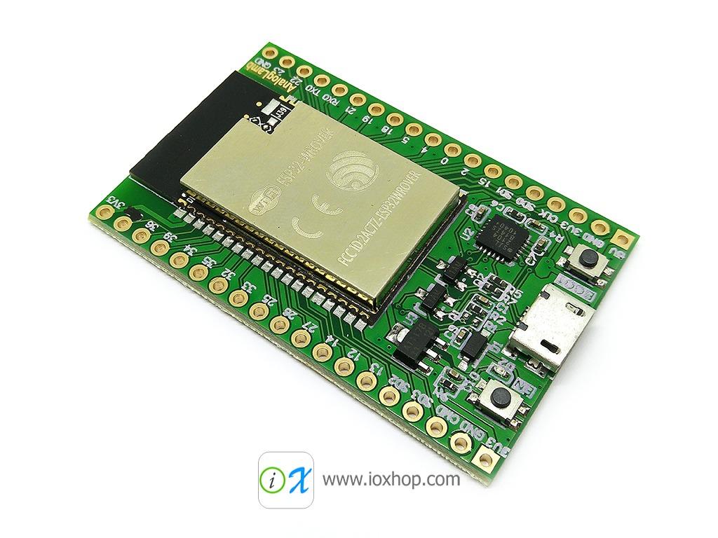 ESP32 Wrover Mini - ESP32 development board with 4MB PSRAM