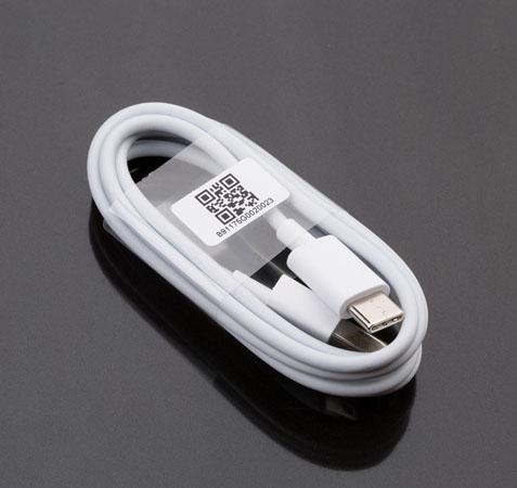 Xiaomi Type C USB Cable 2A ของแท้ สีขาว Mi 6