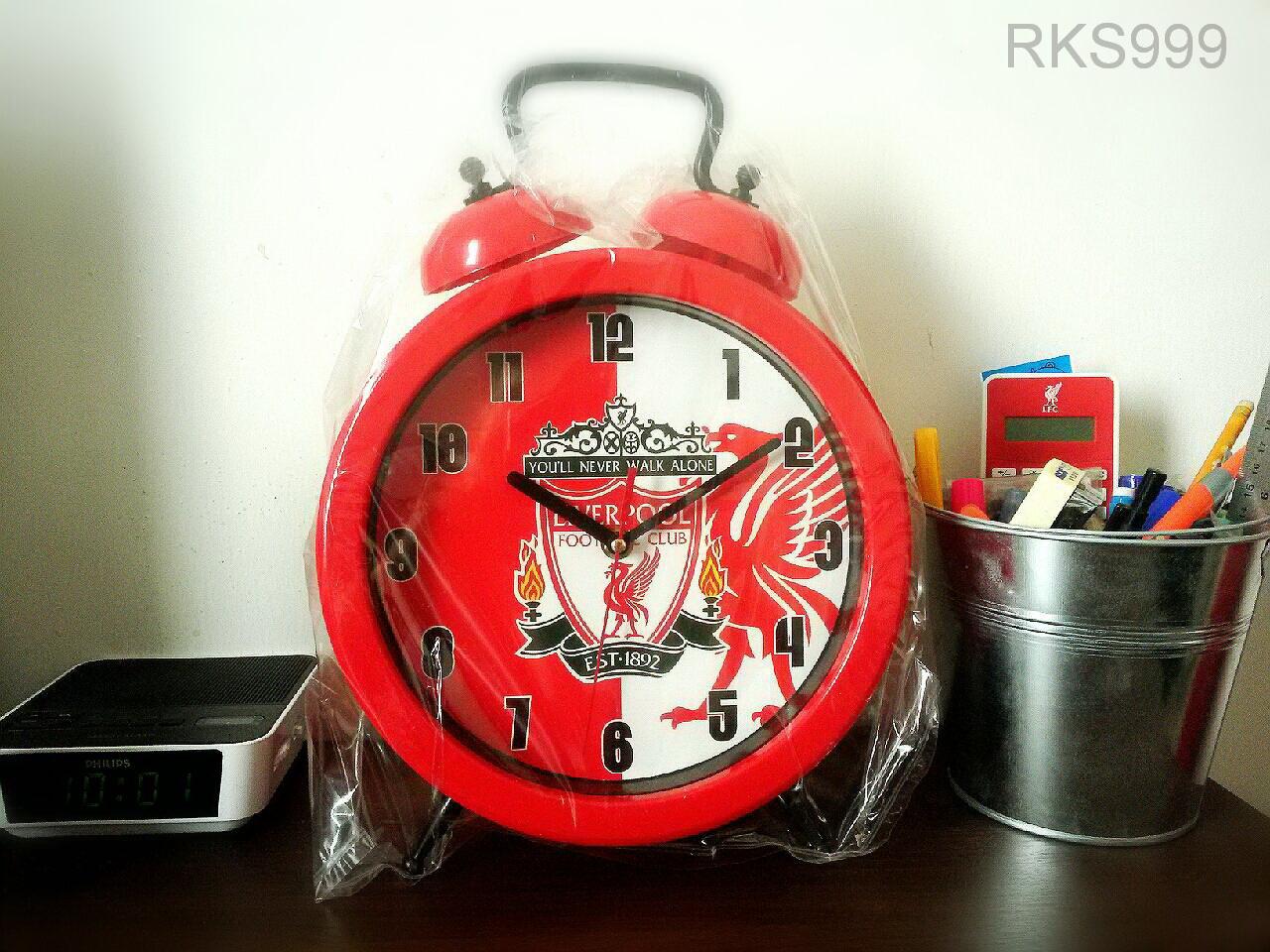นาฬิกาลิเวอร์พูล ทรงกระดิ่ง แบบที่ 2