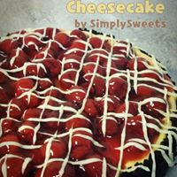 Cherry Heaven Cheese Cake
