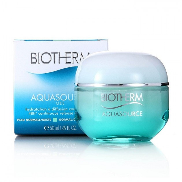 Biotherm AquaSource 48H Deep Hydration Replenishing Gel 50ml (for normal skin) ​ 50ml