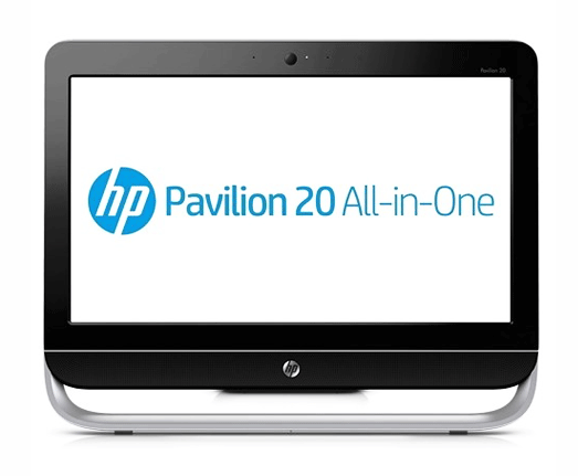 AIO HP Pavilion 20-b320l Aio PC E1-2500/4GB/1TB - H6N64AA#AKL