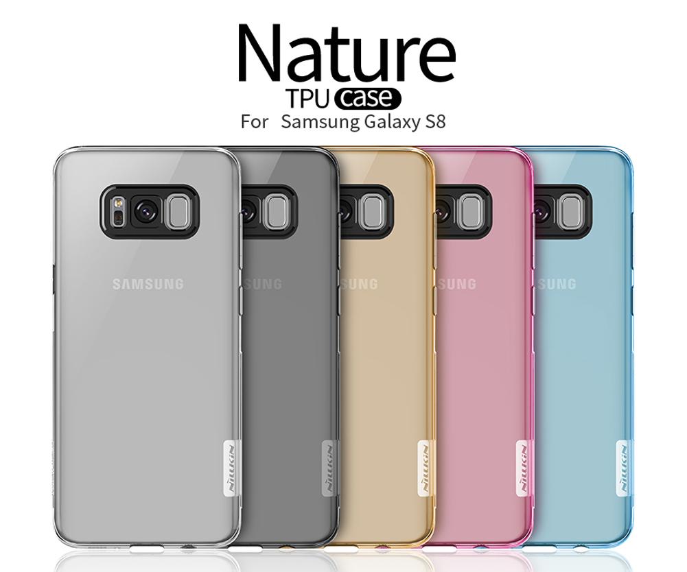 เคสใส NILLKIN TPU Case เกรด Premium Galaxy S8