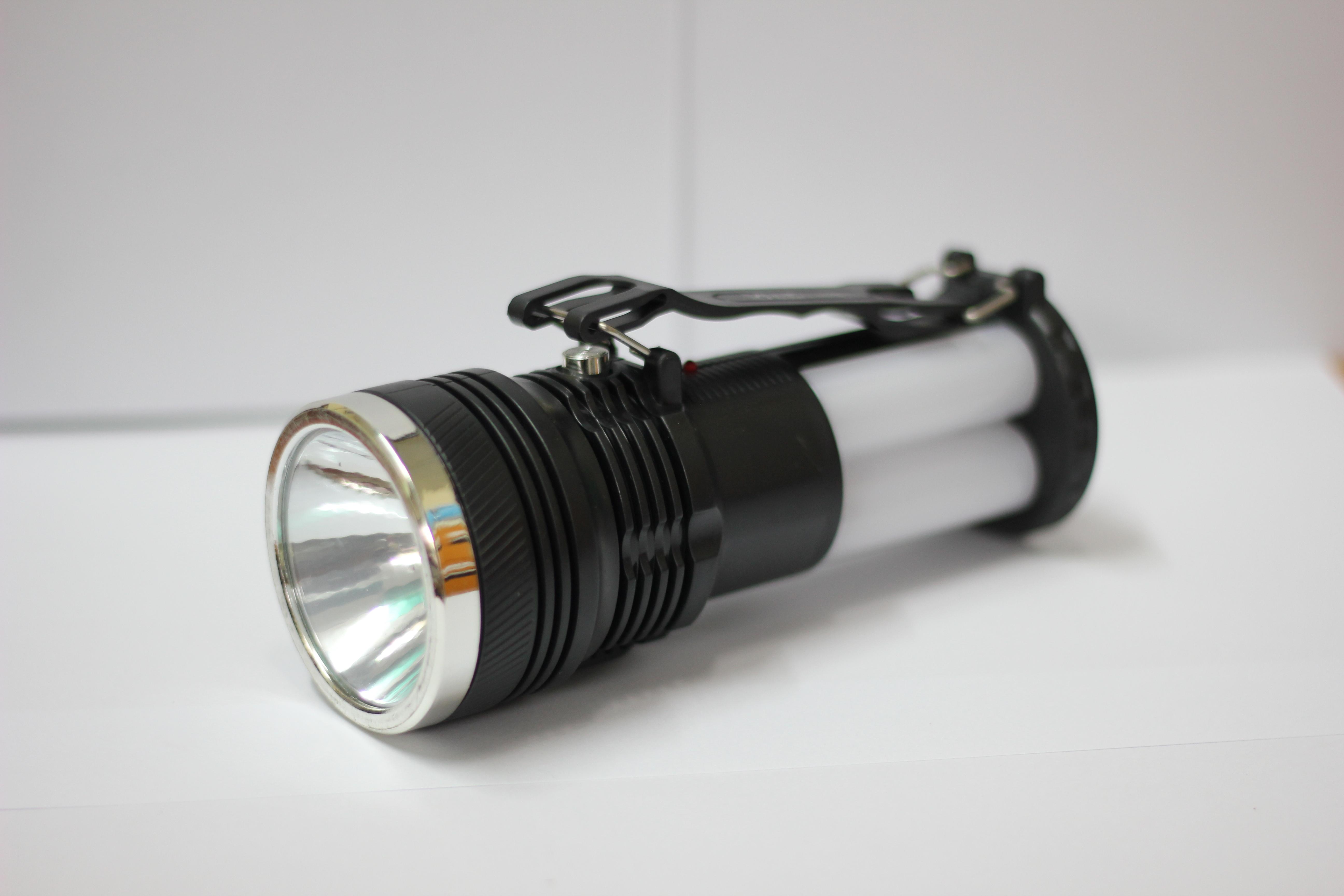 ไฟฉาย โซล่าเซลล์ หลอด LED