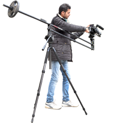 Proaim Firstake foldable jib (P-FT-J)