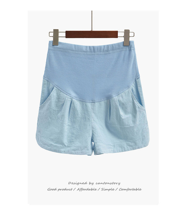 กางเกงชั้นในคนท้อง U17 สี Sky blue Size XL