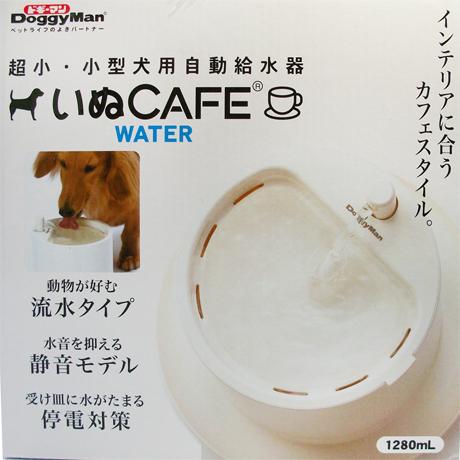 น้ำพุสำหรับสุนัข DoggyMan
