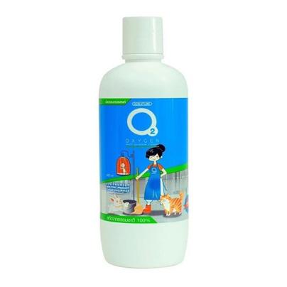 O2 cleaner น้ำยาทำความสะอาดพื้น