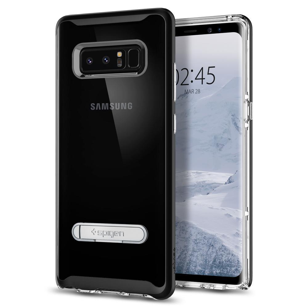 เคส SPIGEN Crystal Hybrid Galaxy Note 8