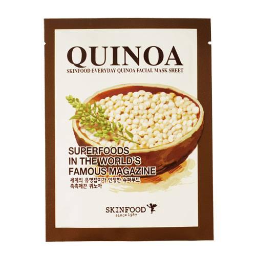 Skinfood Everyday Mask Sheet #QUINOA สารสกัดจากข้าวโอ๊ต
