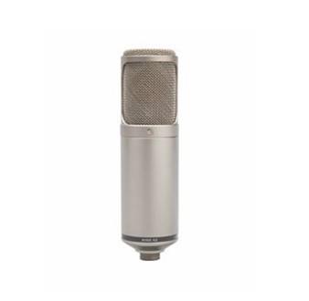 "K2 Variable Pattern Dual 1"" Condenser Valve Microphone"