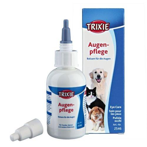 โลชั่นล้างตาสุนัขและแมว Trixie