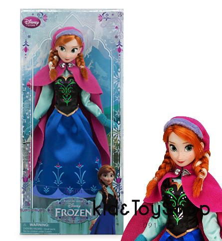 ตุ๊กตา Anna Classic Doll [Disney USA]