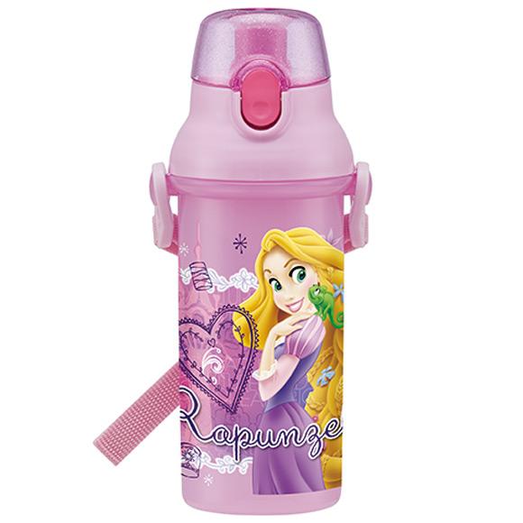 กระติกน้ำยกดื่มสำหรับเด็กลายเจ้าหญิงราพันเซลล์ Japan