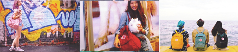 กระเป๋า Kanken ของแท้