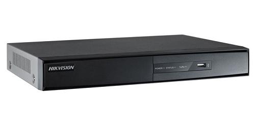 เครื่องบันทึก 16 CH H.264 /H.264+& Dual-stream video compression 7100 Siries ยี่ห้อ HIKVISION รุ่น DS-7216HGHI-F1