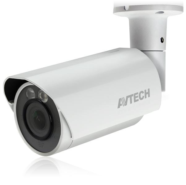 กล้อง HD-TVI 1080P Motorized Vari Focal 2.8-12mm. AVTECH รุ่น AVT553